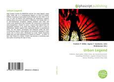 Bookcover of Urban Legend