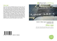Bookcover of Alter ego
