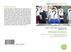 Bookcover of Analysis Paralysis
