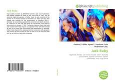 Обложка Jack Ruby