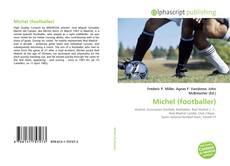 Portada del libro de Míchel (footballer)