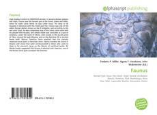 Bookcover of Faunus