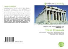 Borítókép a  Twelve Olympians - hoz