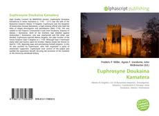 Capa do livro de Euphrosyne Doukaina Kamatera