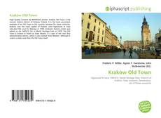 Bookcover of Kraków Old Town