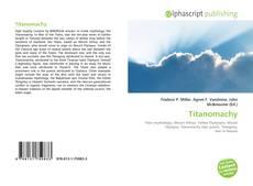 Titanomachy的封面