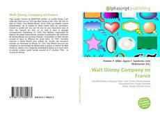 Borítókép a  Walt Disney Company en France - hoz
