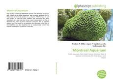 Bookcover of Montreal Aquarium
