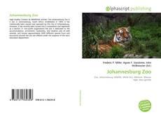 Bookcover of Johannesburg Zoo