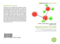 Couverture de Magnetization Transfer