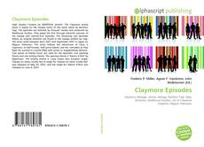 Couverture de Claymore Episodes