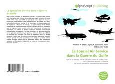 Capa do livro de Le Special Air Service dans la Guerre du Golfe