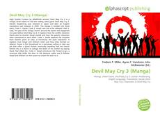 Bookcover of Devil May Cry 3 (Manga)
