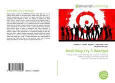 Buchcover von Devil May Cry 3 (Manga)