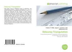Bookcover of Delaunay Triangulation