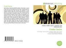 Bookcover of Finder Series