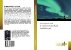 Capa do livro de El Matrimonio Cristiano
