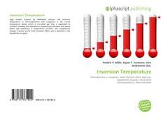 Portada del libro de Inversion Temperature