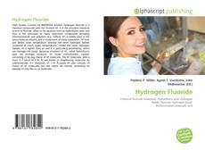 Bookcover of Hydrogen Fluoride