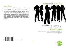 Bookcover of Hyper Police