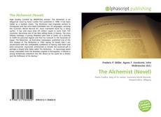 Capa do livro de The Alchemist (Novel)