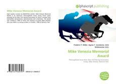 Обложка Mike Venezia Memorial Award