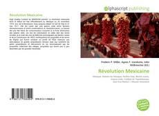Couverture de Révolution Mexicaine