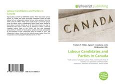 Buchcover von Labour Candidates and Parties in Canada