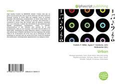 Bookcover of Urban