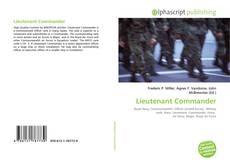Lieutenant Commander kitap kapağı