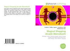 Portada del libro de Magical Shopping Arcade Abenobashi