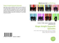 Bookcover of Magic Knight Rayearth Episodes