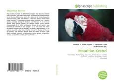 Copertina di Mauritius Kestrel