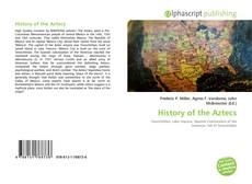 History of the Aztecs的封面