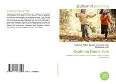 Обложка Kyabram Fauna Park