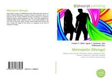 Capa do livro de Metropolis (Manga)