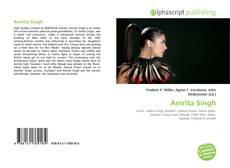 Bookcover of Amrita Singh
