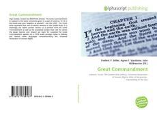 Borítókép a  Great Commandment - hoz