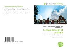 London Borough of Lambeth的封面