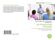 Capa do livro de ML (Programming Language)