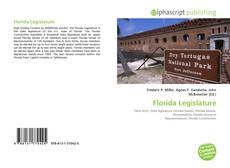 Bookcover of Florida Legislature