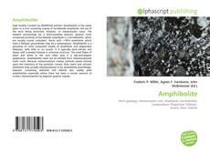 Borítókép a  Amphibolite - hoz