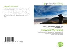 Eadweard Muybridge kitap kapağı