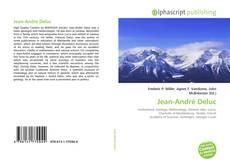 Couverture de Jean-André Deluc