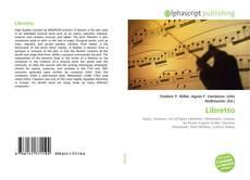 Bookcover of Libretto
