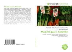 Capa do livro de Market Square, Knoxville