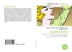 Portada del libro de Lyudmila Putina