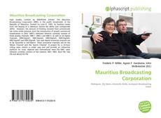 Buchcover von Mauritius Broadcasting Corporation