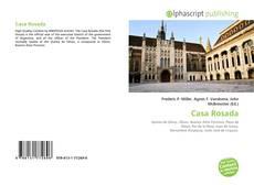 Bookcover of Casa Rosada