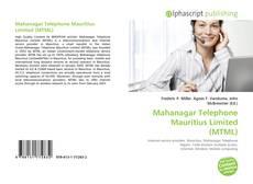 Mahanagar Telephone Mauritius Limited (MTML)的封面